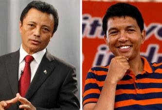 Madagascar: Second tour confirmé entre Andry Rajoelina et Marc avalomanana
