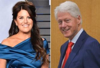 Monica Lewinsky révèle enfin comment elle a séduit Bill Clinton