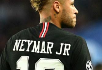Football – PSG: Neymar out 10 semaines !