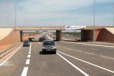Burkina: Ouvert à la circulation seulement jeudi, l'échangeur do Nord devenu le terrain favori des acrobaties