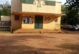 Fada N'Gourma(Est) : les agents du TGI en arrêt de travail pour réclamer plus de sécurité