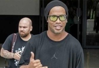 Poursuivi par la justice brésilienne, Ronaldinho n'aurait plus que… 6 euros sur son compte en banque