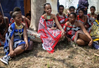 eSwatini : La fille du roi Mswati III nommée ministre de l'Information
