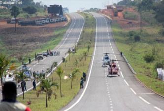 Côte d'Ivoire : la Chine finance la construction d'une autoroute de 95,6 kilomètres dans le centre du pays