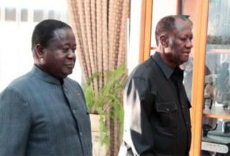 Côte d'Ivoire/ Ouattara en colère contre Bédié : ce qu'il reproche au président du PDCI