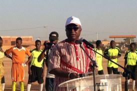 Super coupe du maire de Ouagadougou: L'arrondissement 7 et 8 se neutralise à l'ouverture