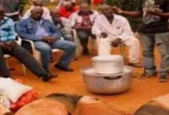 Insolite : en vacances en Afrique, il célèbre ses fiançailles avec 5 copines différentes !