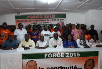 Côte d'Ivoire : 2020, Forces 2015 estime que Amadou Gon est le successeur idéal d'Alassane Ouattara