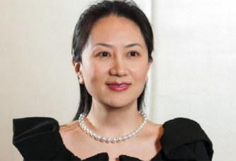 Arrestation d'une directrice de Huawei: la Chine en colère