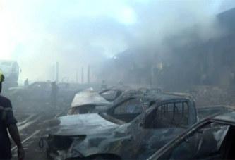 RDC: Incendie des machines à voter à dix jours des élections présidentielles