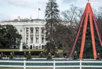 Un homme arrêté pour avoir montré ses parties génitales devant la Maison Blanche