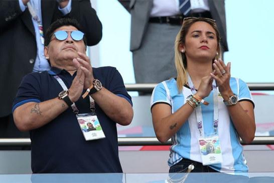 Diego Maradona: sa jeune fiancée le chasse de la maison qu'il lui a achetée