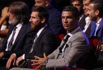 FC Barcelone, Juventus Turin : Messi et CR7 ont bien planté la cérémonie du Ballon d'Or