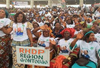 Côte d'Ivoire-pseudo-femmes PDCI au palais de la culture: Quand Adjoumani et Odette Ehui font du faux et brandissent ces femmes comme un trophée