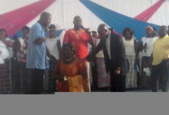 Abidjan/Concert Gospel: Henriette Bénie de Dieu consacrée après 30 ans au service de l'eglise
