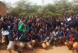 Burkina Faso: Les scouts en conclave