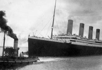 L'incroyable histoire qui se cache derrière la découverte du Titanic