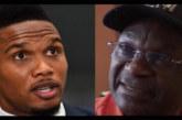 Samuel Eto'o répond à Roger Milla : « Je ne me sens plus le cœur de l'appeler mon père… il ne le mérite plus. » (Lettre)