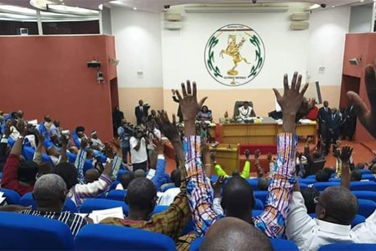 Assemblée Nationale: La loi de finances 2019 adoptée