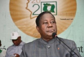 CÔTE D'IVOIRE-DEPUIS DAOUKRO/ BÉDIÉ COGNE LE RHDP : ''CE SONT DES FILS ADULTÉRINS D'HOUPHOUËT-BOIGNY''