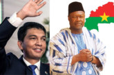 Burkina Faso: Ablassé Ouédraogo à Antanarivo pour l'investiture du malgache Andry RAJOELINA