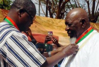 Promotion du secteur privé : Dianguinaba Barro fait Commandeur de l'Ordre de l'Etalon