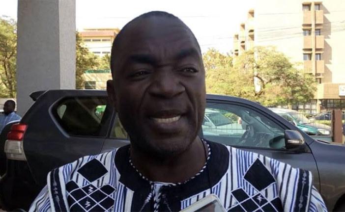 Réaction de Bazie Bassolma (SG/CGTB) à la nomination du premier ministre Christophe Joseph-Marie Dabiré