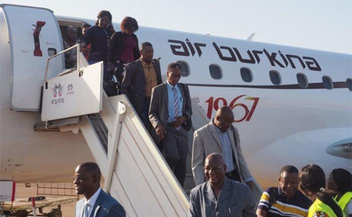 Air Burkina : Ouagadougou – Bobo par vol quotidien à 35000 F CFA l'aller