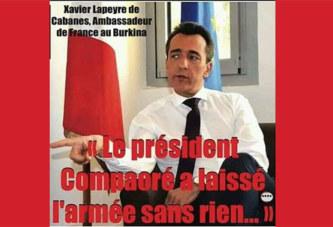 Lettre ouverte à SEM l'ambassadeur de France au Burkina Faso : « Vos propos me font penser au triste rôle que votre pays a joué au Rwanda»