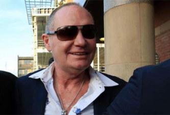 Paul Gascoigne inculpé pour avoir embrassé une femme sans son consentement