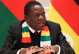 Zimbabwe : A la recherche d'investisseurs, Mnangagwa suspend sa tournée à l'étranger