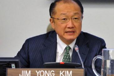 Démission du président de la Banque mondiale Jim Yong Kim