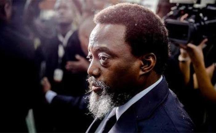 Kabila continuera à habiter le palais présidentiel, «sa propriété»