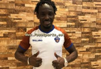 Football : le Burkinabè Mohamed KOFFI, rejoint Al Kawkab en Arabie Saoudite.
