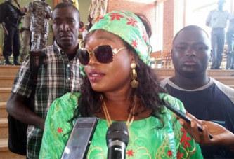 Dossier Safiatou Lopez: la justice militaire demande sa réincarcération