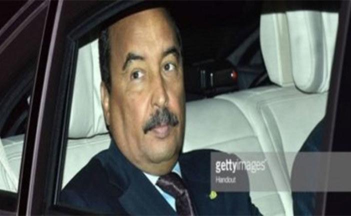 Mauritanie: la tribune d'honneur s'est effondrée, Le président Aziz a frôlé la mort (Vidéo)