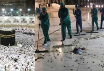 Islam : une pluie de cafards envahi la Mecque