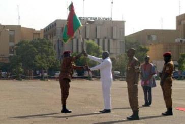 Burkina : Changements au sommet de la hiérarchie militaire (décret présidentiels)