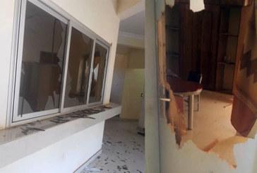 Situation tendue à Orodara: La direction provinciale de la police  saccagée par la population en colère