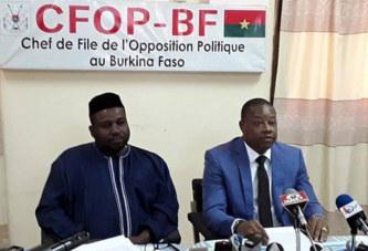 Burkina Faso: Pour l'opposition,le véritable problème du Burkina Faso aujourd'hui, c'est le manque de leadership du Président du Faso