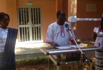 Ecole nationale de sante publique: Inauguration d'un laboratoire de compétences R+1