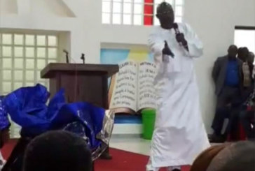 Liberia : Le président Weah ouvre sa propre église et prononce son sermon inaugural
