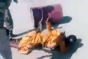 Tchad : Indignation après la publication d'une vidéo montrant une femme fouettée par des soldats