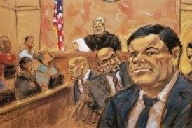 Reconnu coupable, le narcotrafiquant El Chapo risque la perpétuité