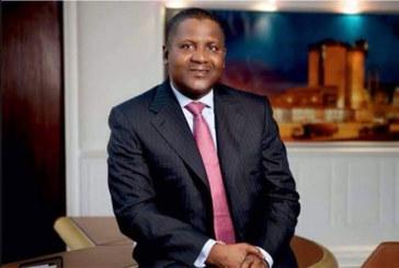Nigeria : « un jour, j'ai retiré 10 millions de dollars en liquide juste pour les voir » Aliko Dangote