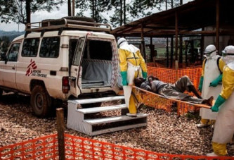 Ebola fait 500 morts en RDC