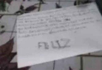 La lettre déchirante d'une fillette de 10 ans qui se suicide pour « rendre sa maman heureuse »