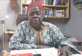 Candidature de Kadré Désiré à la présidentielle de 2020 : « C'est une candidature individuelle qui aura le sort que lui auront donné les populations », Mélégué Traoré