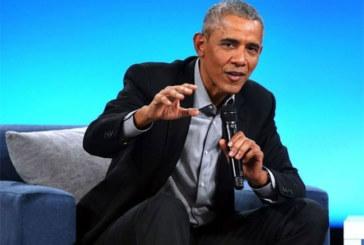 « Je suis le mari de Michelle » : Barack Obama tacle brillamment les rappeurs sexistes