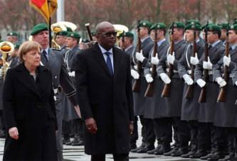 Le président du Faso en visite de travail en République fédérale d'Allemagne